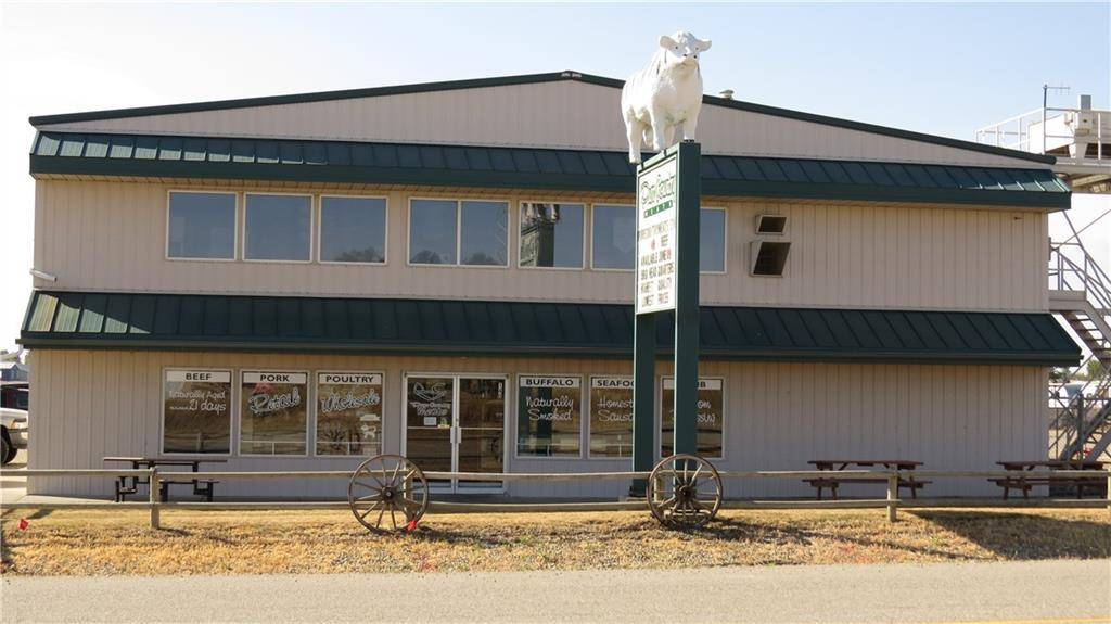 Commercial property for sale at 140 Orchard Wy Orchard Business Park, Strathmore Alberta - MLS: C4130735