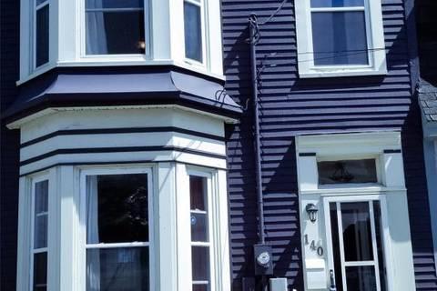 House for sale at 140 Patrick St St. John's Newfoundland - MLS: 1197048