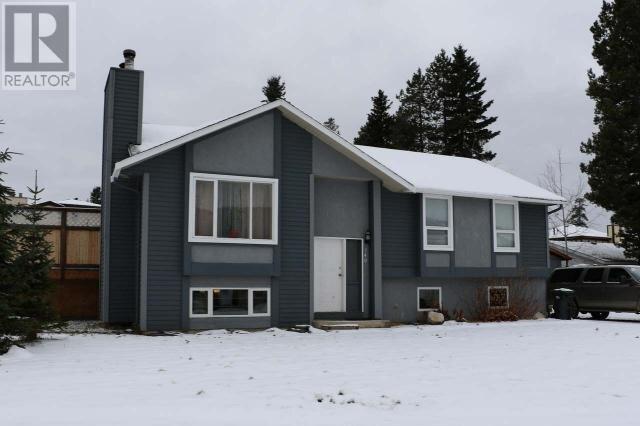 House for sale at 140 Peace River Cres Tumbler Ridge British Columbia - MLS: 186502