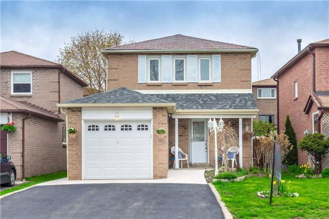 For Sale: 140 Radford Drive, Ajax, ON | 3 Bed, 2 Bath House for $558,000. See 15 photos!