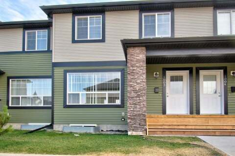 Townhouse for sale at 140 Sagewood Blvd SW Airdrie Alberta - MLS: A1040152