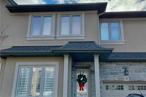 Townhouse for rent at 140 Shoreview Pl Hamilton Ontario - MLS: X4666576