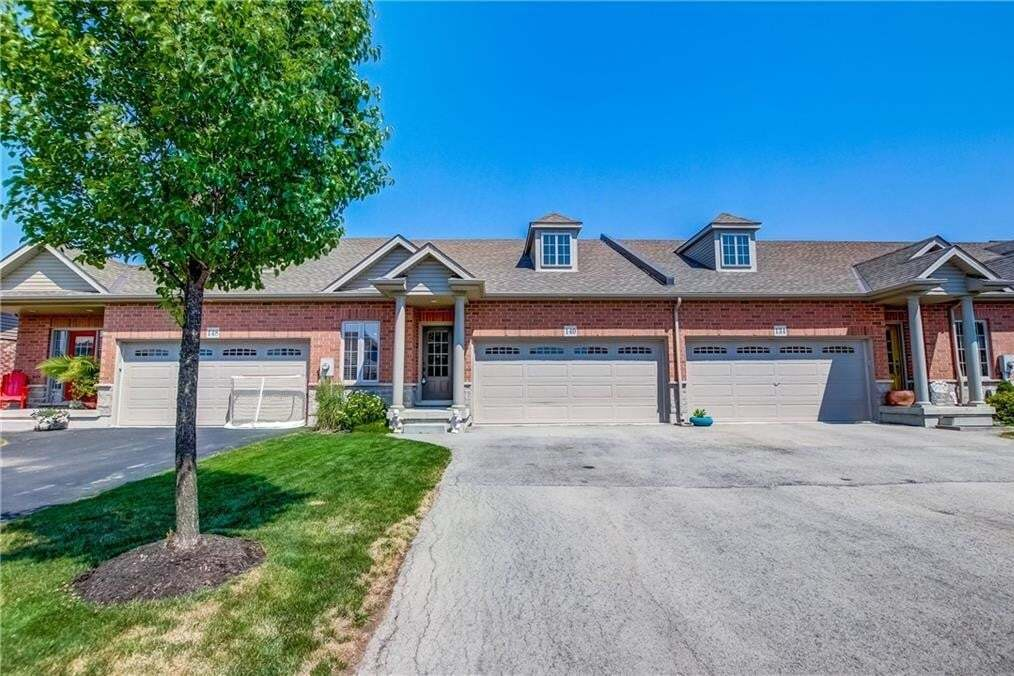Townhouse for sale at 140 Silverwood Ave Welland Ontario - MLS: 30819731