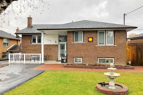 House for sale at 140 Sloane Ave Toronto Ontario - MLS: C4493101