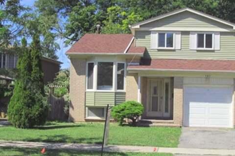 Home for rent at 140 Springhead Gdns Richmond Hill Ontario - MLS: N4866433