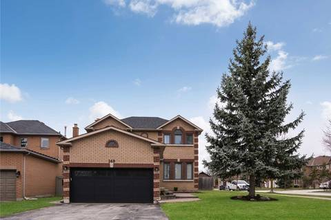 House for sale at 140 Summitcrest Dr Richmond Hill Ontario - MLS: N4460566