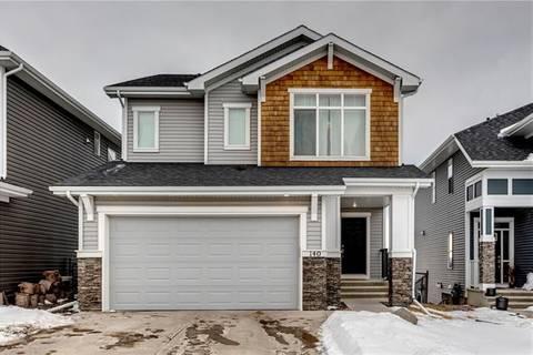 House for sale at 140 Sunset Pk Cochrane Alberta - MLS: C4287798