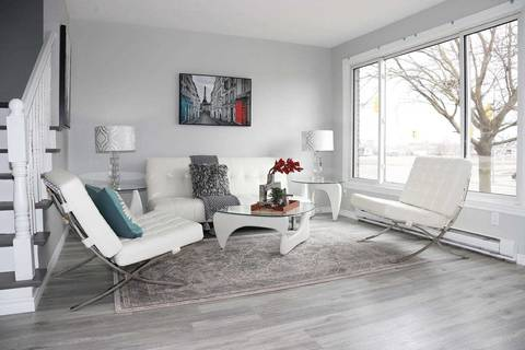 Townhouse for sale at 140 Taunton Rd Oshawa Ontario - MLS: E4733069