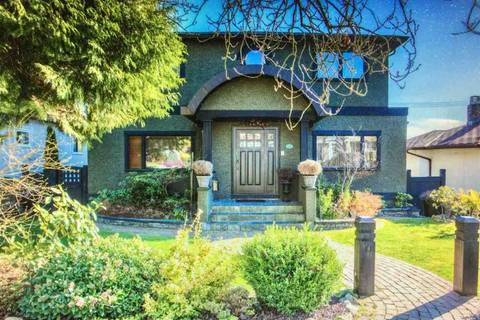 House for sale at 140 40th Ave W Vancouver British Columbia - MLS: R2372776