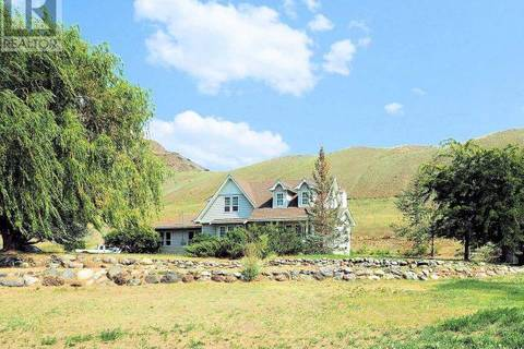House for sale at 1400 Coyote Valley Rd Cache Creek British Columbia - MLS: 147525