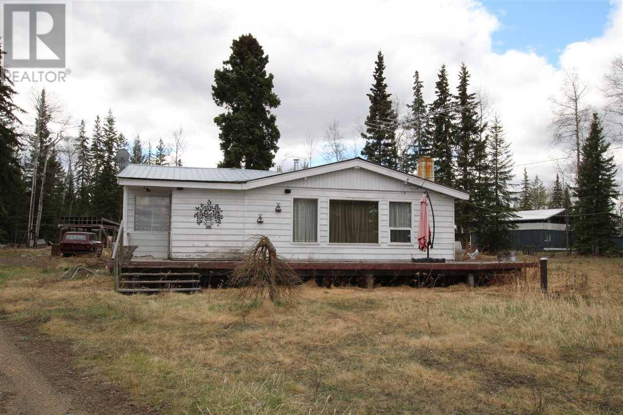 House for sale at 1400 Lake Rd S 70 Mile House British Columbia - MLS: R2337960