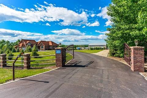 House for sale at 14004 402 Ave East Rural Foothills County Alberta - MLS: C4229410