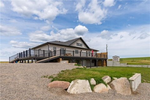House for sale at 140043 Range Road 250  Rural Vulcan County Alberta - MLS: C4297072