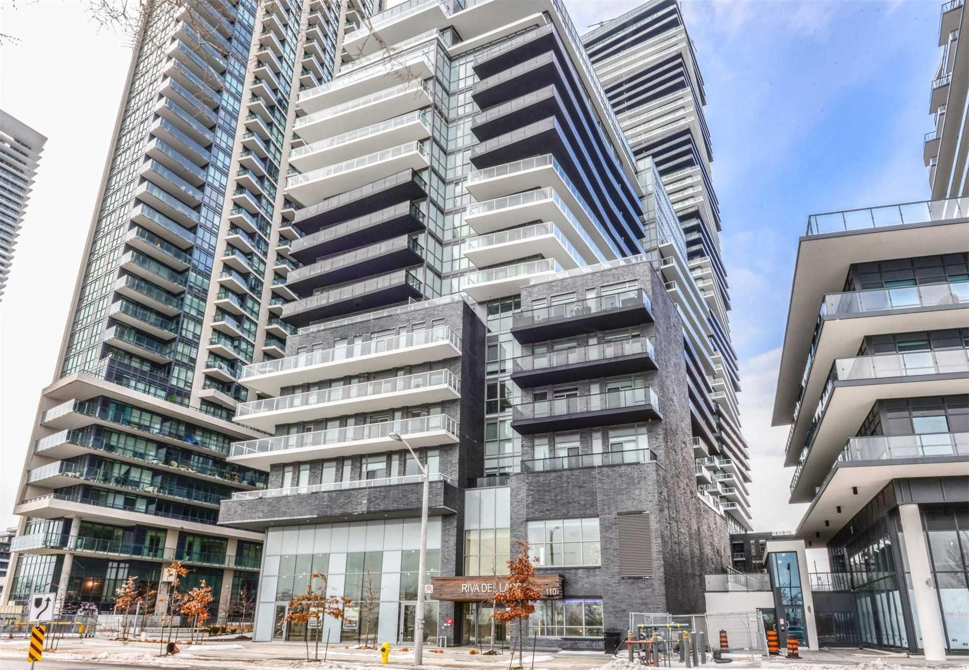 Riva Del Lago Condominium Condos: 110 Marine Parade Drive, Toronto, ON