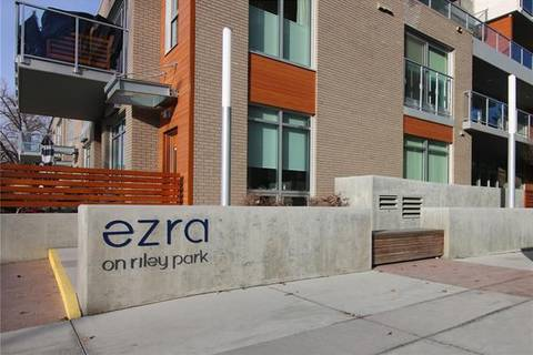 Condo for sale at 1234 5 Ave Northwest Unit 1401 Calgary Alberta - MLS: C4275446