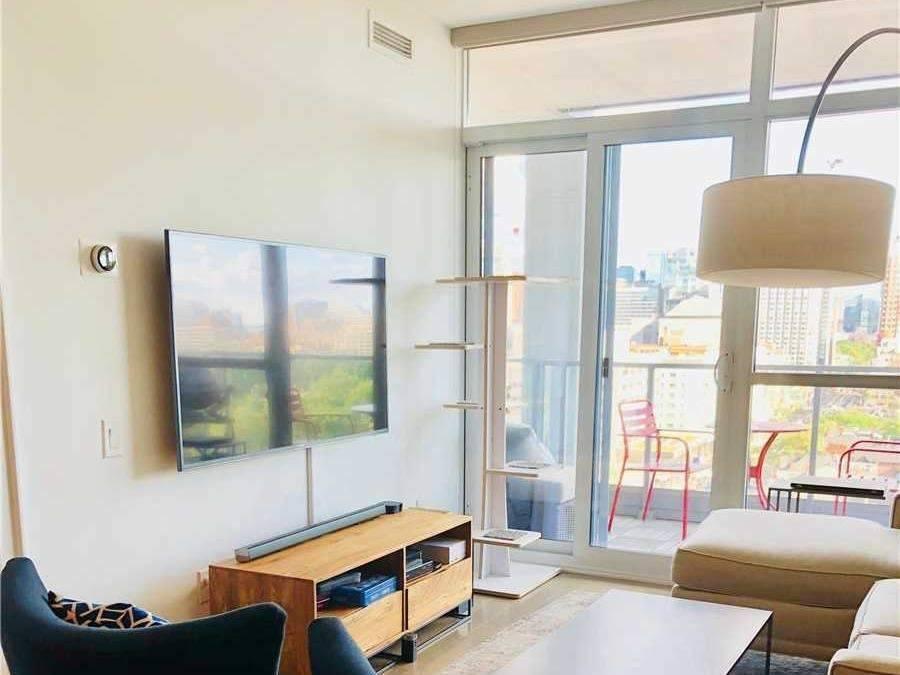 Apartment for rent at 170 Avenue Rd Unit 1401 Toronto Ontario - MLS: C4494228
