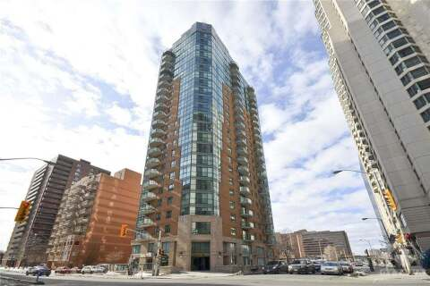 Condo for sale at 445 Laurier Ave Unit 1401 Ottawa Ontario - MLS: 1204101