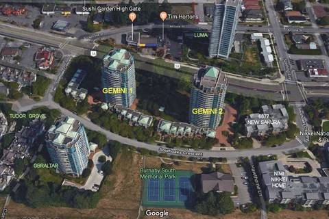 Condo for sale at 6659 Southoaks Cres Unit 1401 Burnaby British Columbia - MLS: R2415340