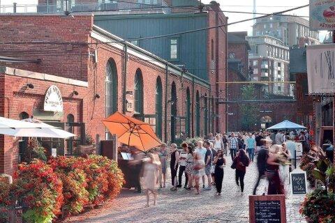 1401 - 70 Distillery Lane, Toronto   Image 1