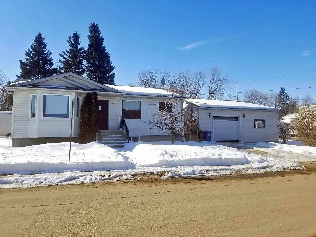 House for sale at 1401 9 St Cold Lake Alberta - MLS: E4194314