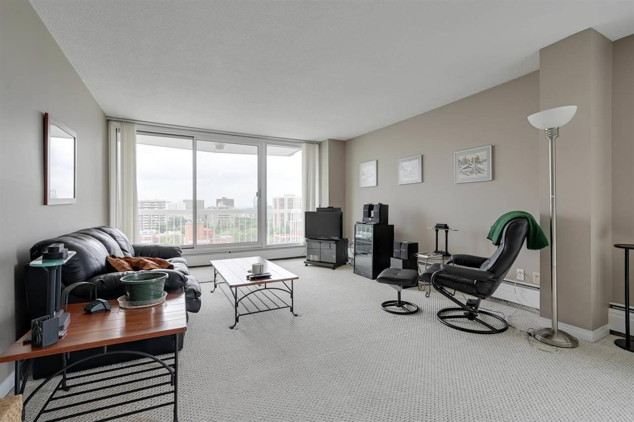 Condo for sale at 9835 113 St Nw Unit 1401 Edmonton Alberta - MLS: E4176207