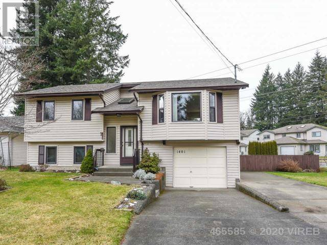 House for sale at 1401 Embleton Cres Courtenay British Columbia - MLS: 465585
