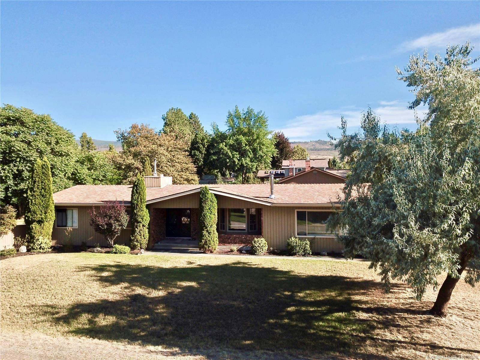 House for sale at 1401 Oakridge Rd Kelowna British Columbia - MLS: 10191070