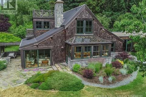 House for sale at 1401 Westgyle Rd Gabriola Island British Columbia - MLS: 442847
