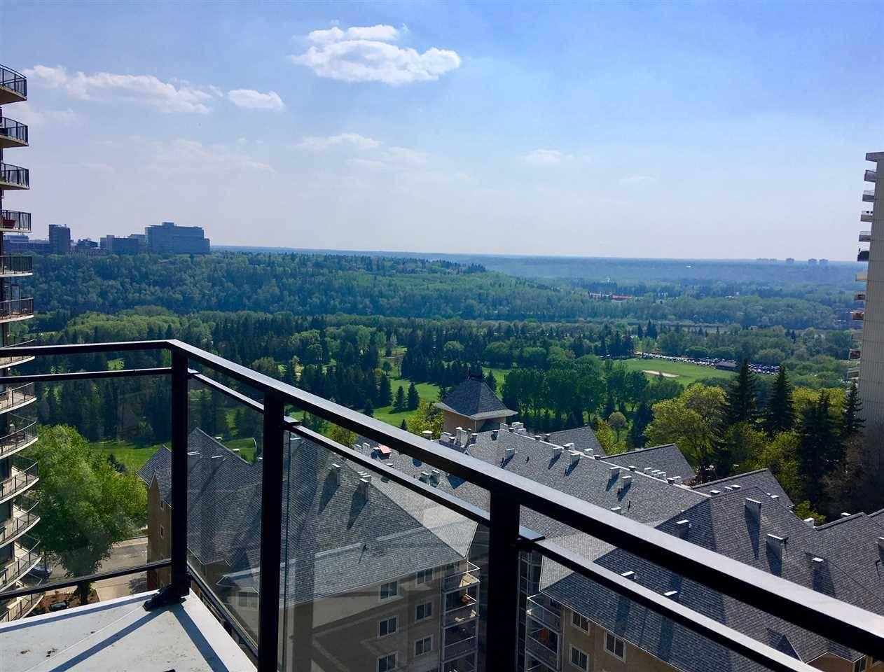 Condo for sale at 10046 117 St Nw Unit 1402 Edmonton Alberta - MLS: E4158224