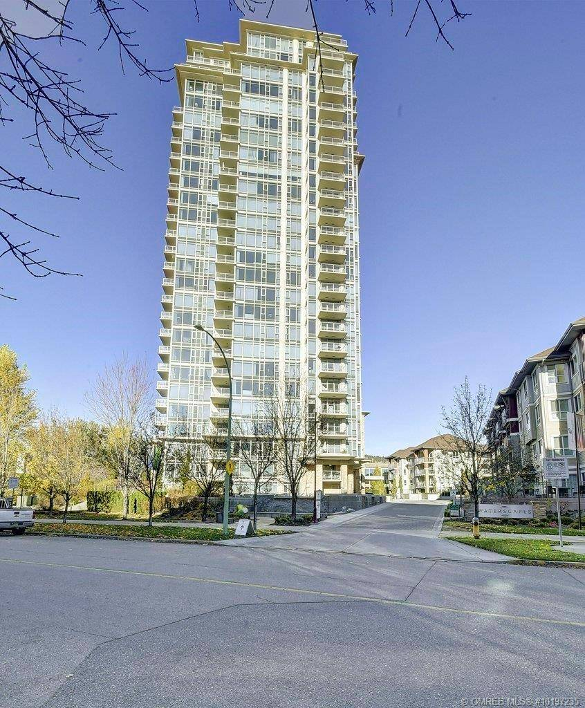 Condo for sale at 1075 Sunset Dr Unit 1402 Kelowna British Columbia - MLS: 10197235