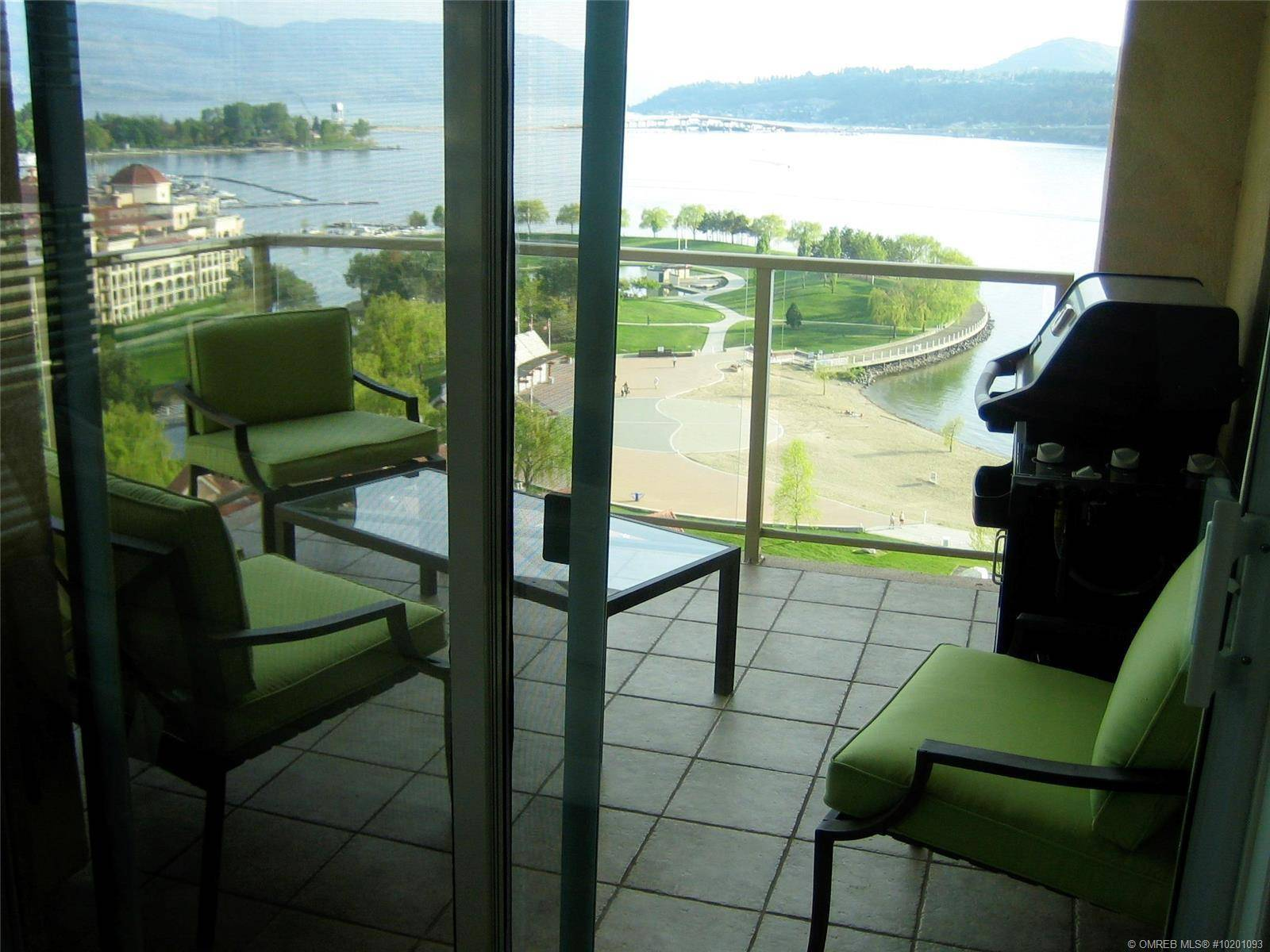 Condo for sale at 1128 Sunset Dr Unit 1402 Kelowna British Columbia - MLS: 10201093