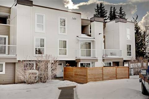Townhouse for sale at 13104 Elbow Dr Southwest Unit 1402 Calgary Alberta - MLS: C4287241