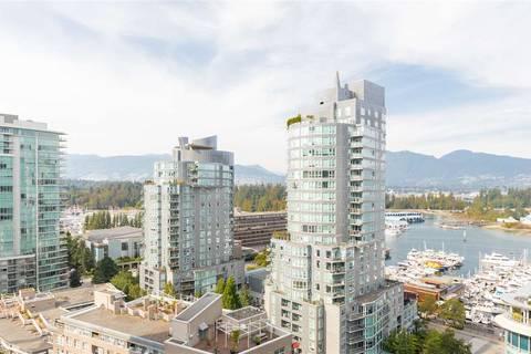 Condo for sale at 1499 Pender St W Unit 1402 Vancouver British Columbia - MLS: R2355061