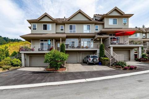 Townhouse for sale at 5260 Goldspring Pl Unit 1402 Sardis British Columbia - MLS: R2398599