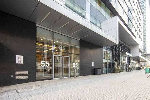 Condo for sale at 65 Bremner Blvd Unit 1402 Toronto Ontario - MLS: C4638940