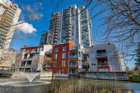 Condo for sale at 8 Laguna Ct Unit 1402 New Westminster British Columbia - MLS: R2444858