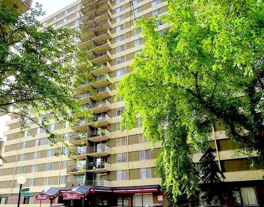 Condo for sale at 9903 104 St Nw Unit 1402 Edmonton Alberta - MLS: E4183951