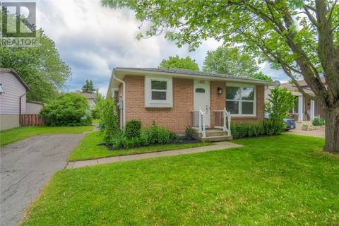 House for sale at 1402 Aldersbrook Rd London Ontario - MLS: 201604