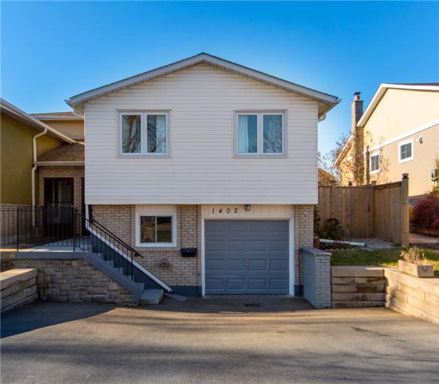 1402 Headon Road, Burlington — For Sale @ $575,000