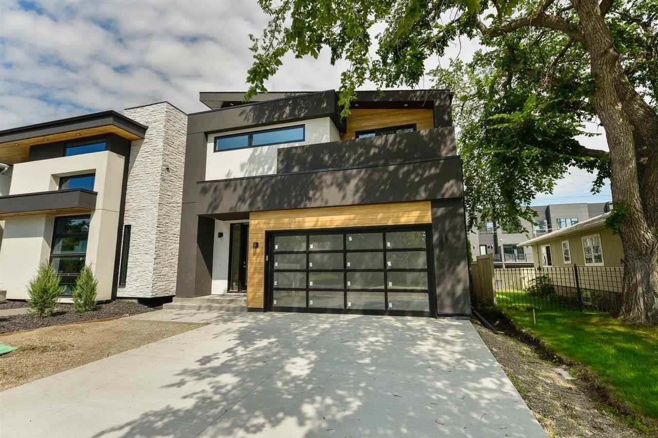 House for sale at 14022 101a Av NW Edmonton Alberta - MLS: E4208951