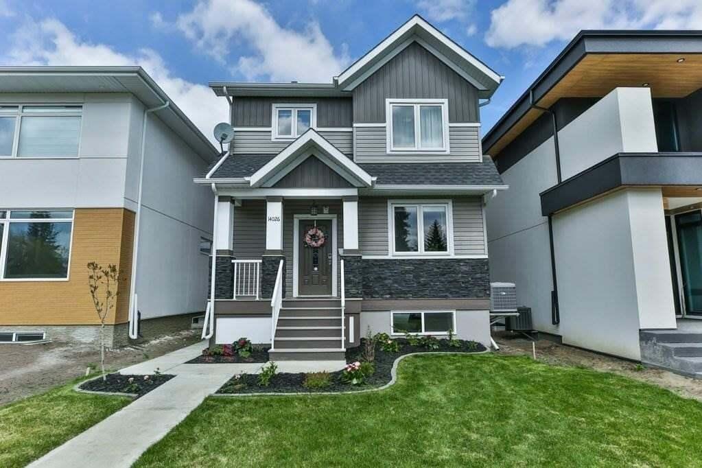 House for sale at 14026 101a Av NW Edmonton Alberta - MLS: E4213247