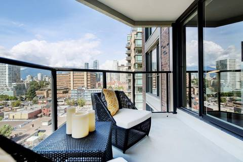 Condo for sale at 1010 Burnaby St Unit 1403 Vancouver British Columbia - MLS: R2405866