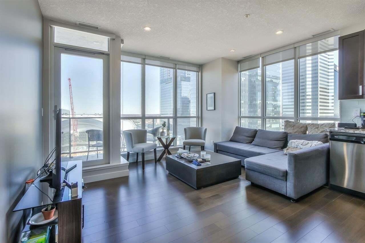 Condo for sale at 10238 103 St NW Unit 1403 Edmonton Alberta - MLS: E4194102