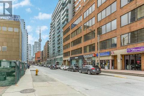 Condo for sale at 120 St Patrick St West Unit 1403 Toronto Ontario - MLS: C4448320