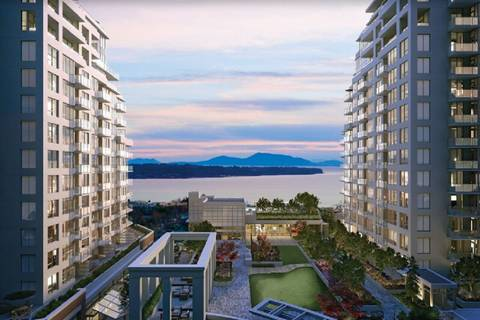 Condo for sale at 1441 Johnston Rd Unit 1403 White Rock British Columbia - MLS: R2452093
