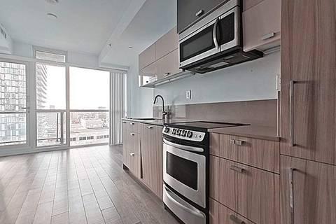 Apartment for rent at 290 Adelaide St Unit 1403 Toronto Ontario - MLS: C4701915
