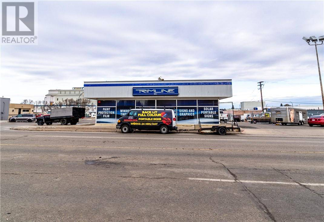 Commercial property for lease at 1403 3 Ave S Lethbridge Alberta - MLS: ld0183504
