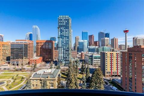Condo for sale at 303 13 Ave Southwest Unit 1403 Calgary Alberta - MLS: C4241812
