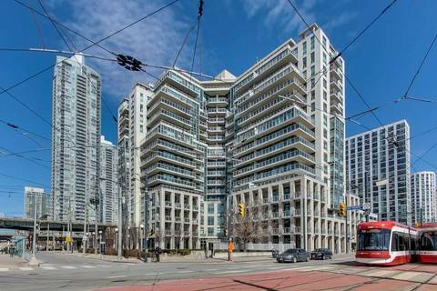 Apartment for rent at 410 Queens Quay Unit 1403 Toronto Ontario - MLS: C4449331