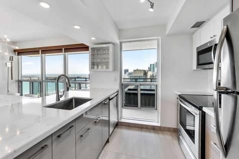 Apartment for rent at 410 Queens Quay Unit 1403 Toronto Ontario - MLS: C4731480